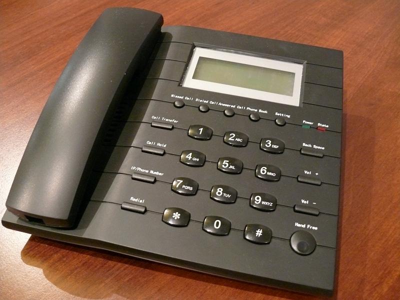 Telefon IP PHONE VOIP