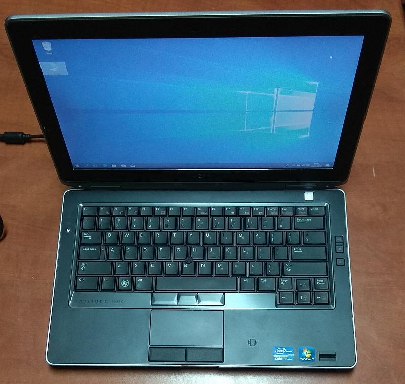 """Dell Latitude E6330 13,3"""" i5-3320M 4GB 500GB Win7 Win10"""