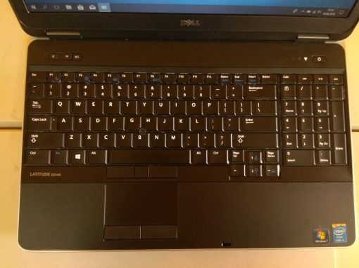 "Dell Latitude E6540 15,6"" i5-4200M 8GB SSD120GB Radeon HD8790M Win7 Win10"