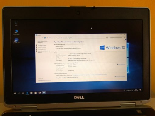 "Dell Latitude E6430 13"" i5-3340M 8GB SSD120GB Win7 Win10"